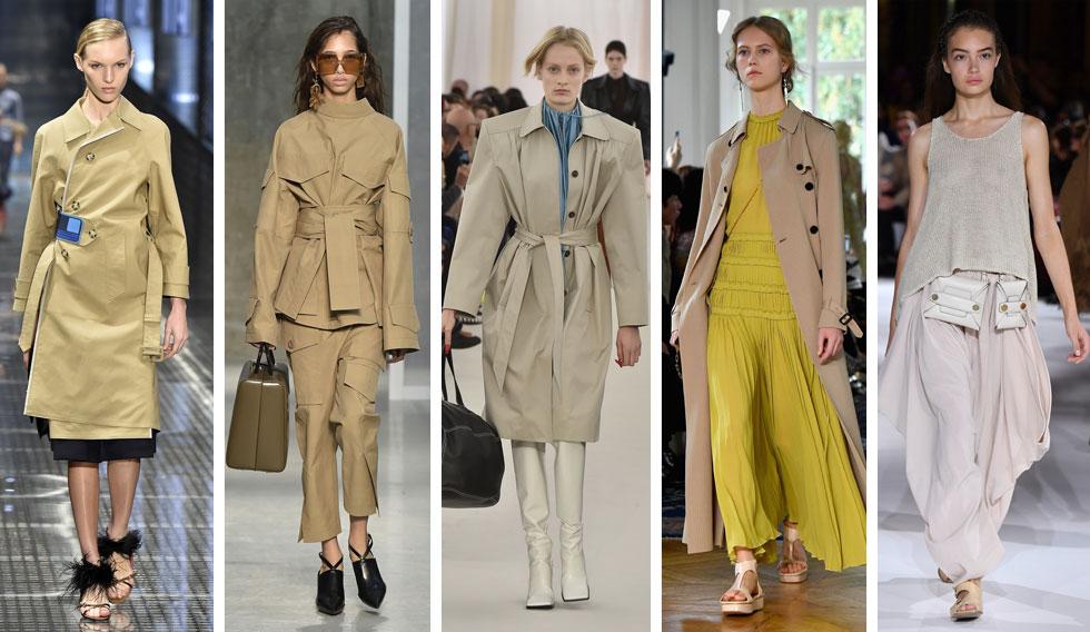 מעצבי האופנה מחפשים קצת שקט בעיניים. סטלה מקרטני, ולנטינו, בלנסיאגה, מארני ופראדה (צילום: Gettyimages)