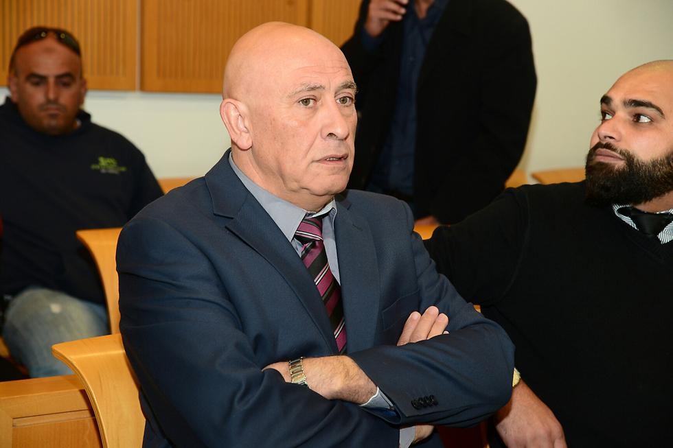 Ghattas in court (Photo: Herzl Yosef) (Photo: Herzl Yosef)