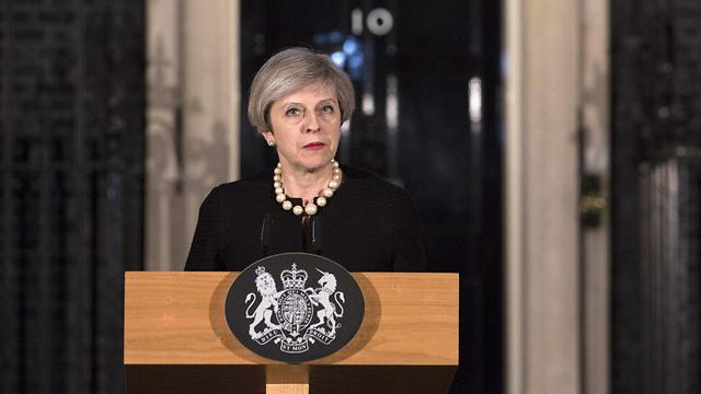 PM Theresa May: 'sick and depraved terrorist attack' (Photo: AP)