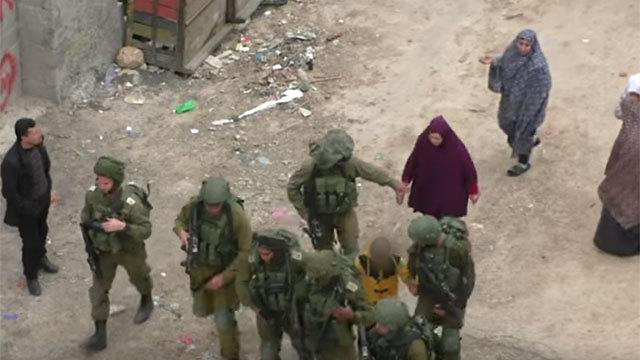 """""""החיילים נשלחים בעקבות החלטות הדרג המדיני"""" (צילום: בצלם) (צילום: בצלם)"""