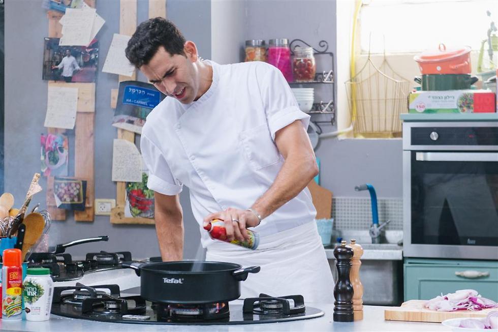 רשת מסעדות כשרות, השף שגב משה (צילום: נועם ניסמן) (צילום: נועם ניסמן)