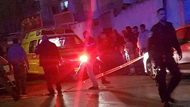 אירוע ירי, שלשום בג'סר א-זרקא ()