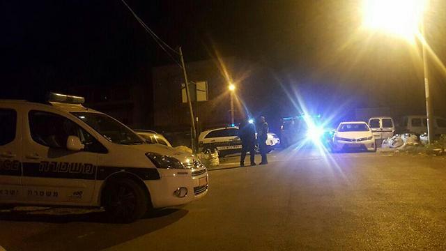 שכונת ביר אל אמיר בנצרת, הערב ()