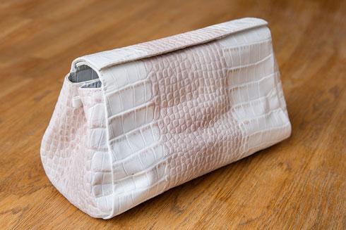 """""""דותן רכש לי את התיק הזה בתחילת הקשר שלנו. לימדתי אותו לקנות לי. אם כבר – אז כבר"""" (צילום: ענבל מרמרי)"""
