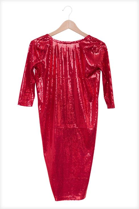 """""""זו שמלה שעידן לרוס עיצב לי לטקס פרסי אופיר השנה, אבל מירי רגב גנבה לנו את כל הפוקוס, אז אף אחד לא ראה אותה"""" (צילום: ענבל מרמרי)"""