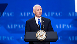VP Mike Pence at AIPAC conference