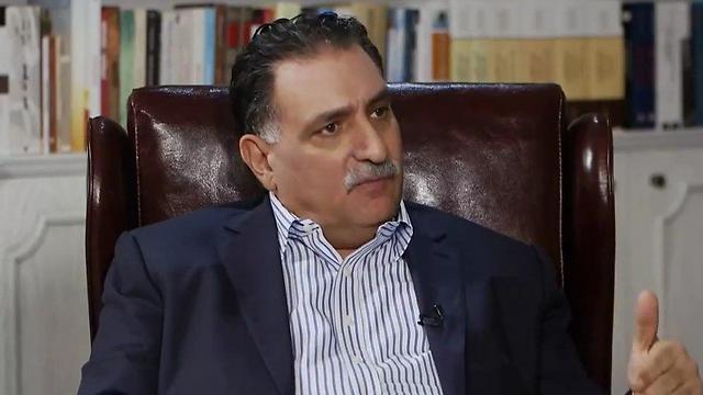 Former MK Azmi Bishara, Qatar