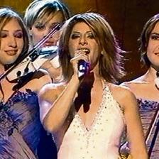 2002, מייצגת את ישראל באירוויזיון