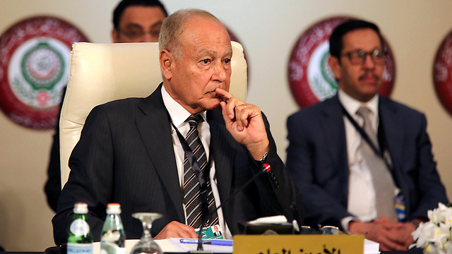 Arab League Secretary-General Ahmed Aboul Gheit (Photo: EPA)
