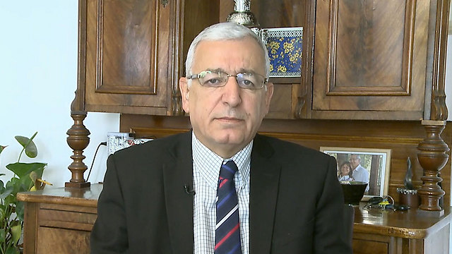 Prof Shlomo Mor-Yosef