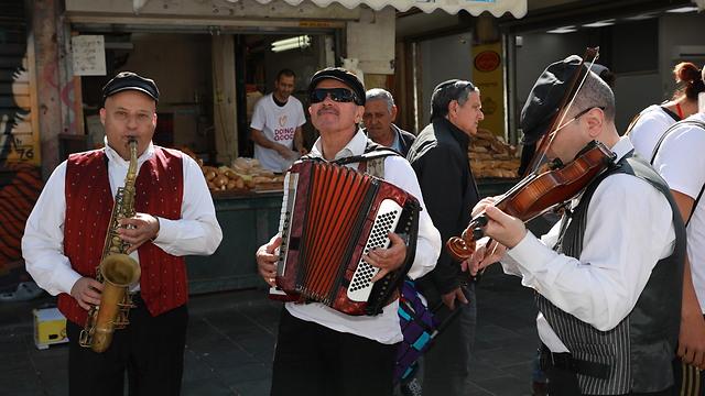 פסטיבל של טוב בשוק מחנה יהודה, ירושלים (צילום: אלי דסה)