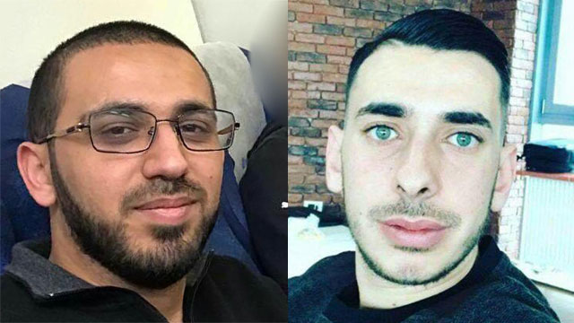 The two Israelis killed in the accident