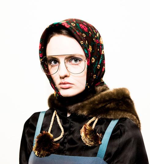 מאחורי הקלעים בתצוגת האופנה של סטלה ג'ין (צילום: Gettyimages)