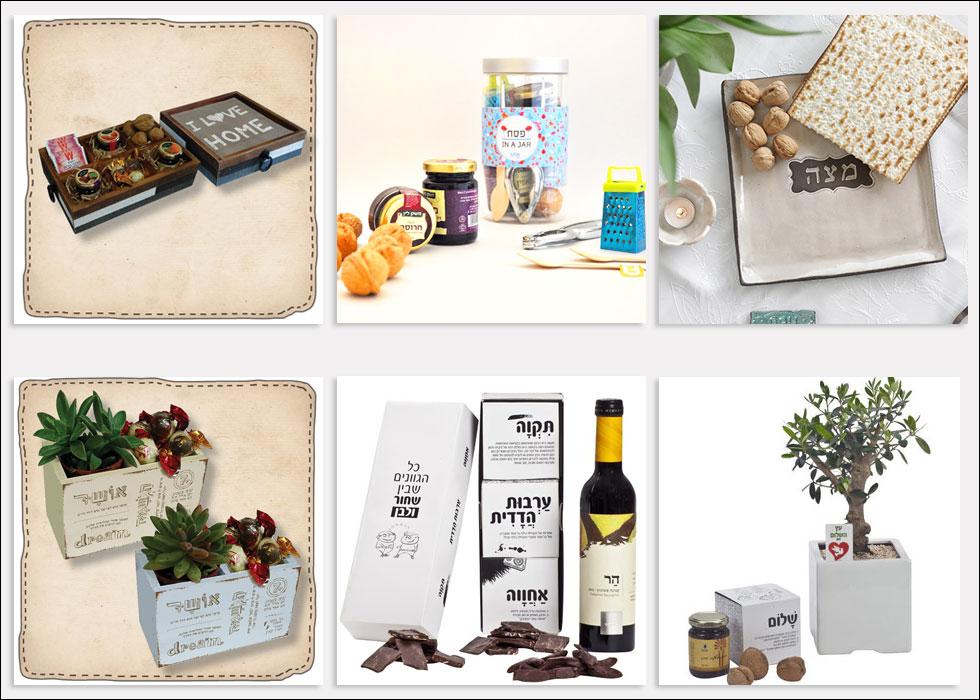 כל המחירים והפרטים על המוצרים - בהמשך (מתוך enoshop.co.il, ziporhanefesh.co.il, andjoy.co.il)