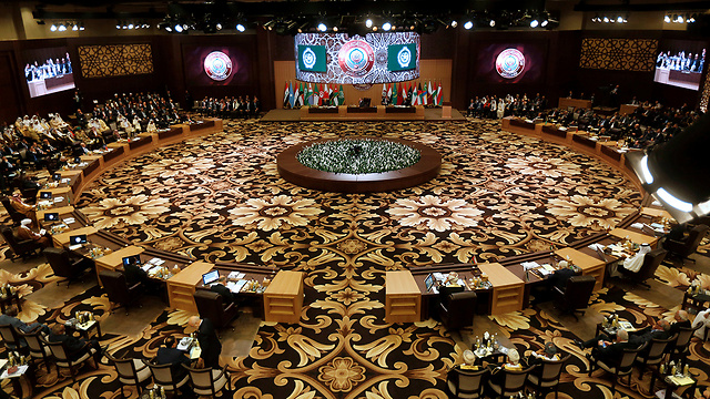 Arab League summit in Jordan. When discussing a regional alliance or a regional summit or a new initiative today, we should return to the old Arab agreement (Photo: Reuters)