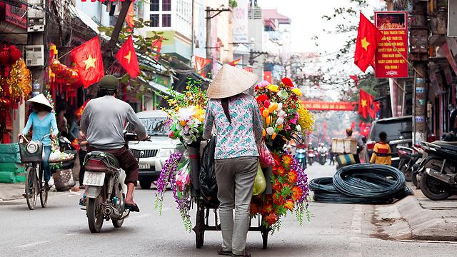 תבטל את הפרוטקציוניזם. ויטנאם (צילום: Shutterstock)