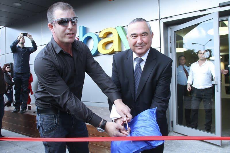 יובל מטלון בהשקת המשרד החדש בנתניה ()