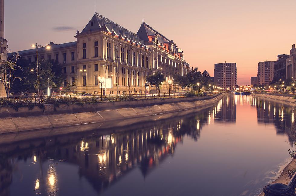 יפה וזולה עדיין: בירת רומניה (צילום: shutterstock)