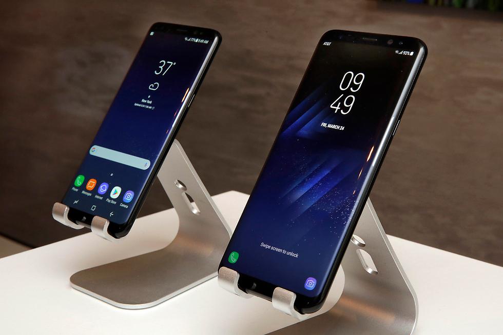 Galaxy S8. Фото: AP