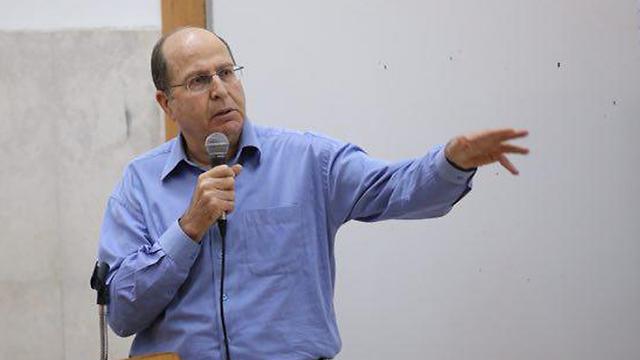 Moshe Ya'alon (Photo: Motti Kimchi)
