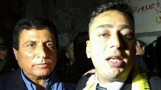 Haitham Muari (right)