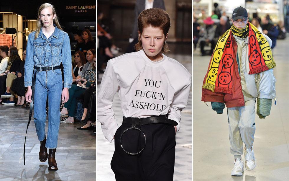 התנועה החדשה בעולם האופנה מעוררת עניין רב מזה שנתיים, עם מעברו של הקולקטיב הפוסט־סובייטי לקדמת המסלולים ופלישה מתמדת לבתי האופנה היוקרתיים (צילום: Gettyimages)