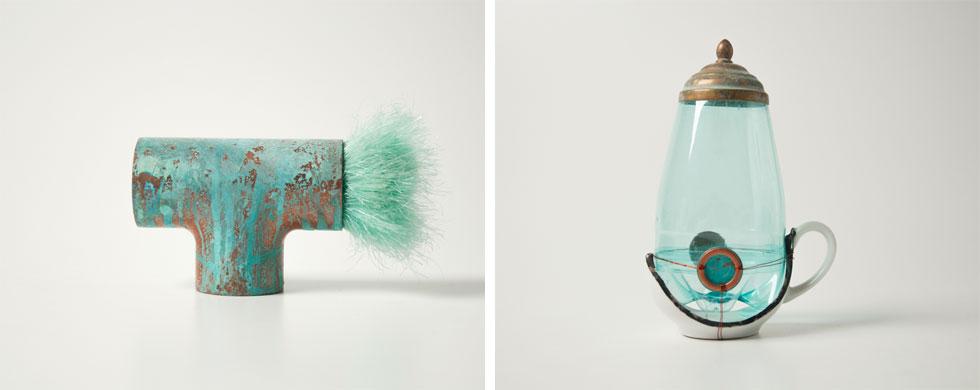 נעמה אגסי מצטרפת לקולקטיב הלונדוני  Form & Seek עם גלגול חדש של הפרויקט שלה, שצמח מתוך מחקר על צבע. ונטורה למברטה (צילום: נעמה אגסי)