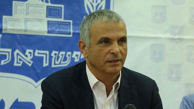 Finance Minister Moshe Kahlon (Photo: Motti Kimchi) (Photo: Motti Kimchi)
