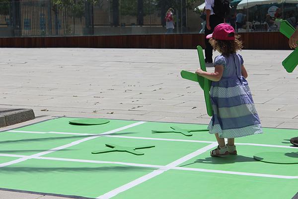 לשחק כמו פעם. פארק קרסו למדע ()