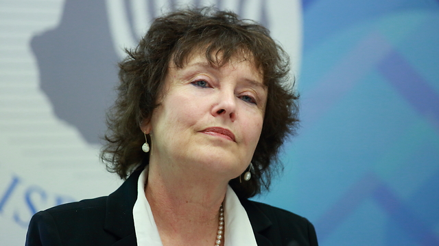 Bank of Israel Governor Dr. Karnit Flug (Photo: Hillel Maeir/TPS)