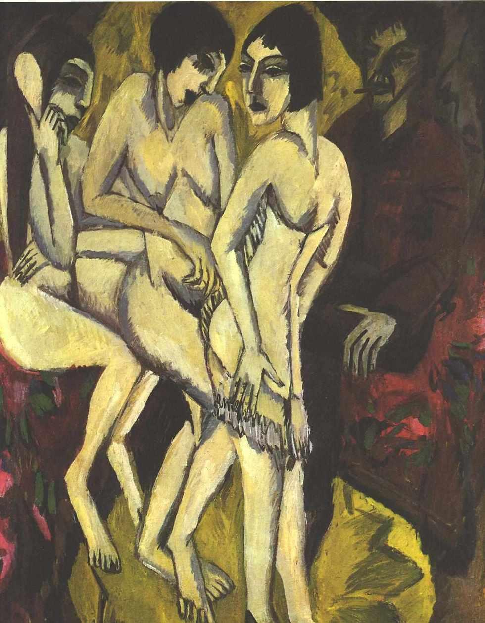 Kirchner's Judgment of Paris