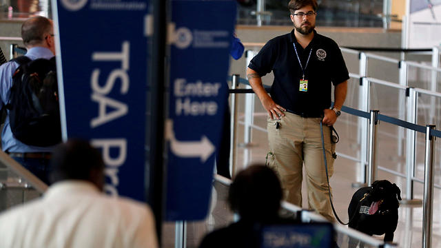 Airport security (Photo: Reuters) (Photo: Reuters)