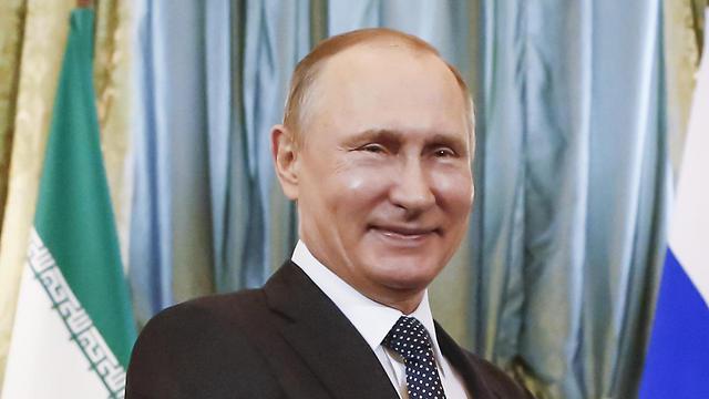 Владимир Путин. Фото: AP