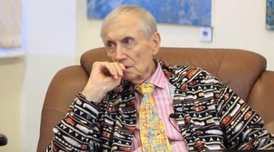 Евгений Евтушенко. Фото: кадр видео