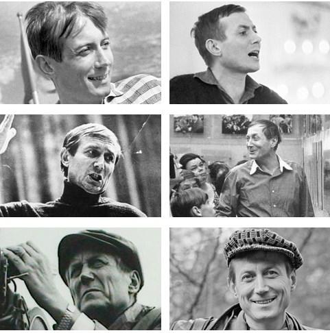Евгений Евтушенко: Фото: с обложки сайта поэта