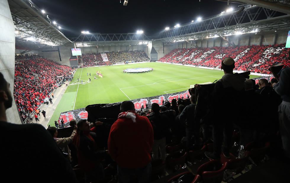 המעבר לאצטדיון טוטו-טרנר הקפיץ את ההכנסות (צילום: אורן אהרוני) (צילום: אורן אהרוני)