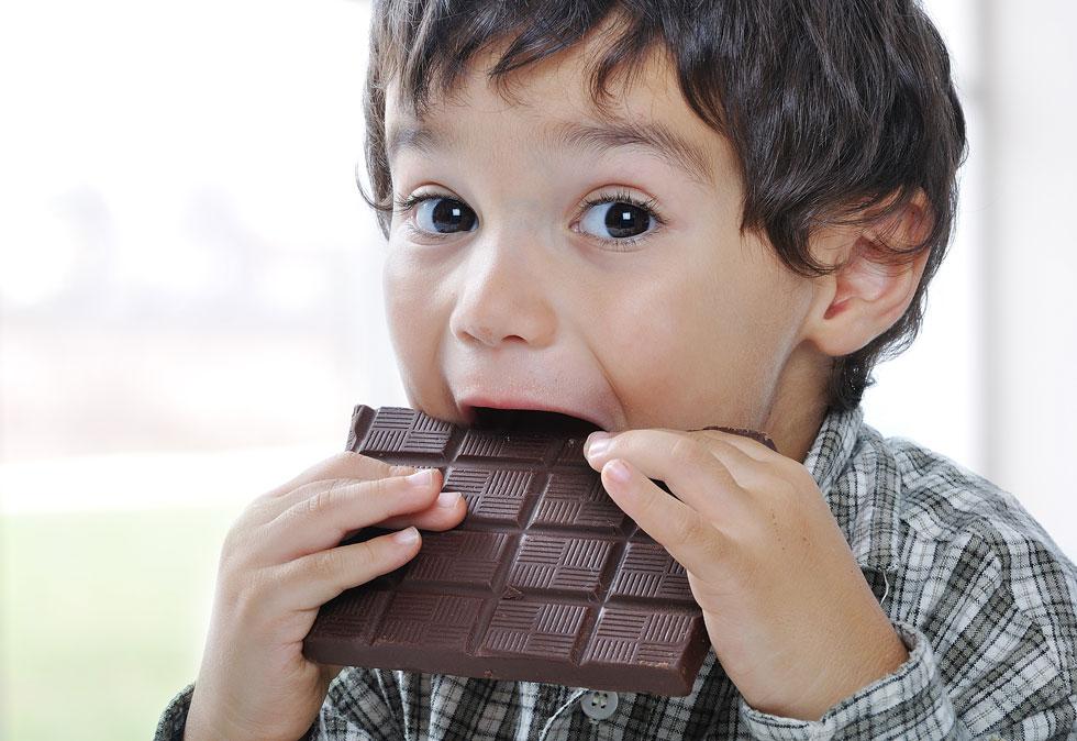לא רק בשוקולד יש סוכר (צילום: Shutterstock)
