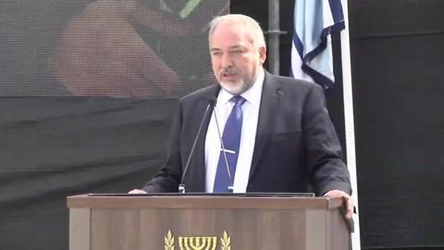 Lieberman (Photo: Roie Idan)
