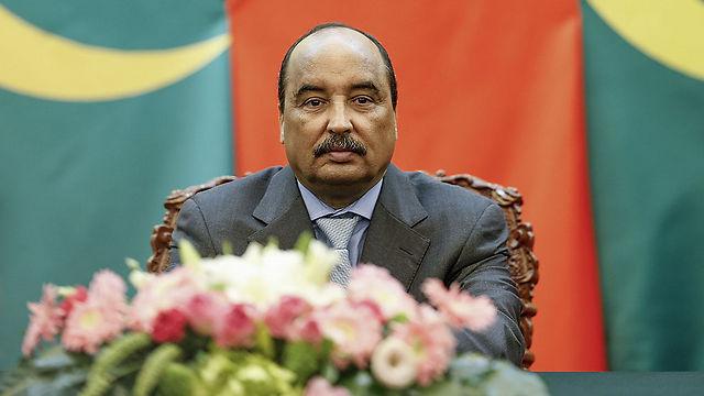 עלה לשלטון בהפיכה צבאית. נשיא מאוריטניה עבד אל-עזיז (צילום: gettyimages)