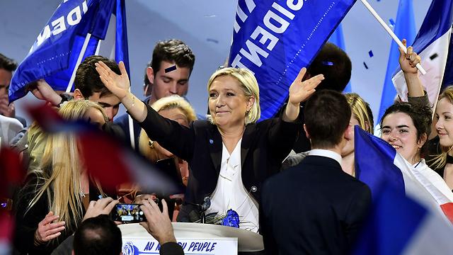 Ле Пен. Фото: AFP