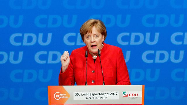 Меркель. Фото: MCT
