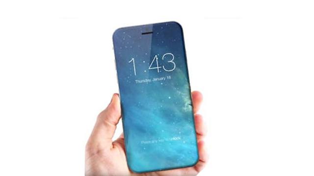 הדמיית מחשב: iPhone 8 (צילום מסך)