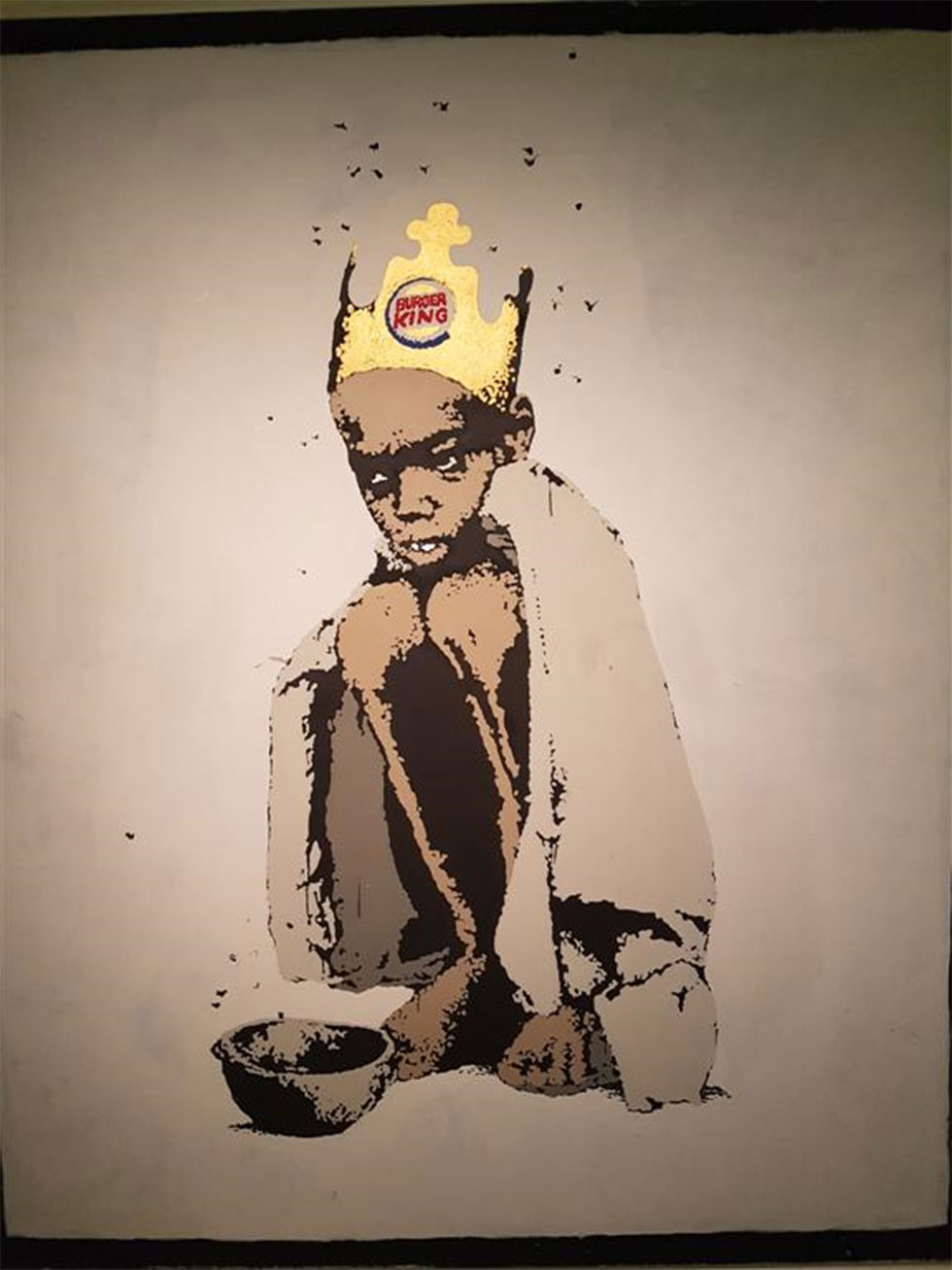 Ynet Co Il >> New Banksy exhibition to open in Herzliya