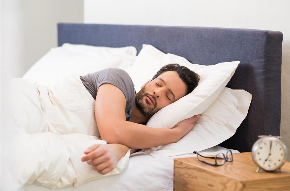 נחוצה גם לעיבוד מידע. שינה טובה