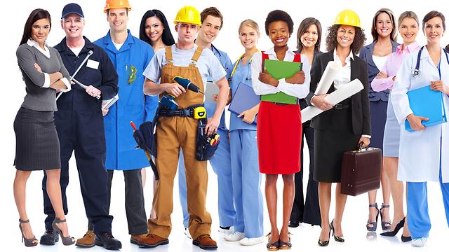 רוב העובדים הם לא גיבורי על (צילום: Shutterstock)