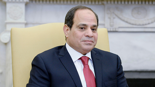Egyptian President al-Sisi's regime was highly critical of President Trump so far (Photo: MCT)