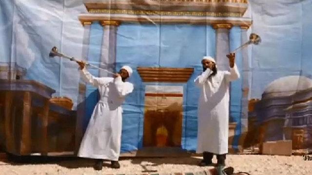(Photo: Temple Mount Movement)