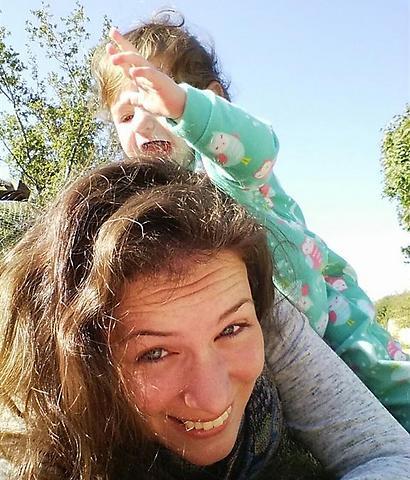 רוצה להצטיין בתפקיד אמא (צילום: אלבום פרטי)
