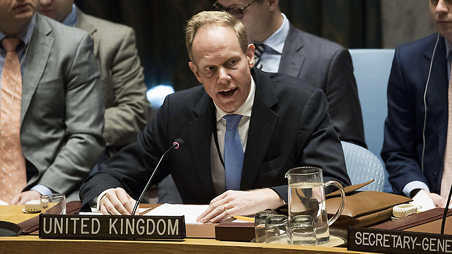 UK Ambassador to the UN Matthew Roycroft (Photo: AFP)