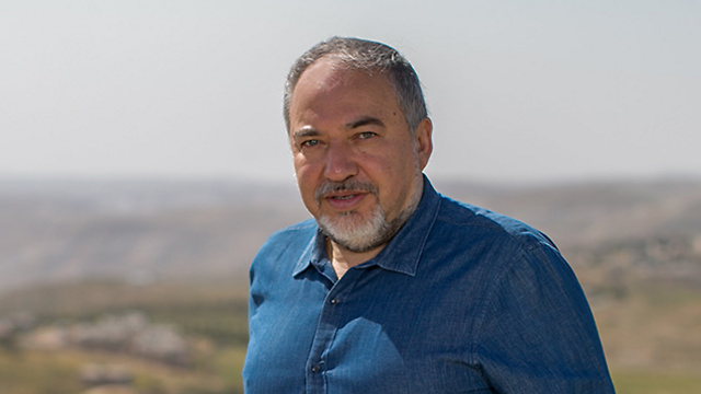 Is Defense Minister Lieberman the new version, or will the 'bad boy' suddenly emerge again? (Photo: Ohad Zwigenberg)
